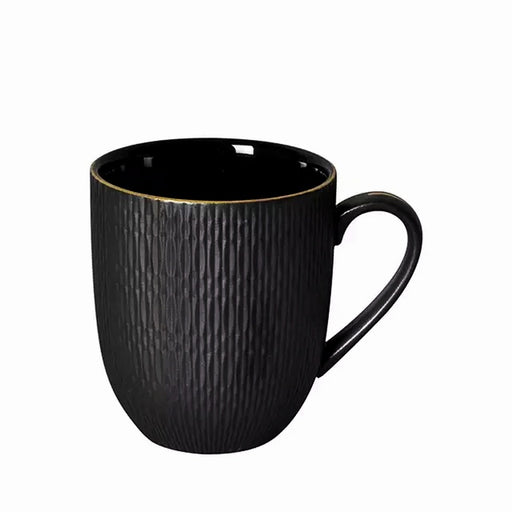 Cherven 13.5 Oz Matte Black Mug - Cherven Tableware Supplies