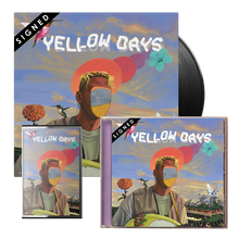 Load image into Gallery viewer, Yellow Beat Album Bundle (Signed)