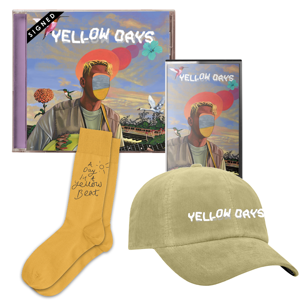 Yellow Beat - CD + Cassette + Socks & Cap (Signed)