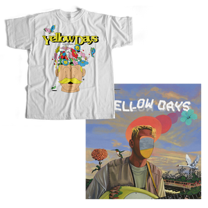 Yellow Beat + Getting Closer Tee X Jack Taylor