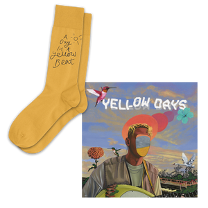A Day In A Yellow Beat + Socks
