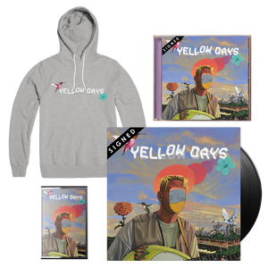 Yellow Beat - Hoodie + CD + LP + Cassette (Signed)