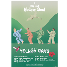 Load image into Gallery viewer, A Day In A Yellow Beat + Socks