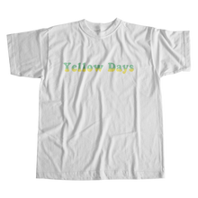 Load image into Gallery viewer, A Day in a Yellow Beat + White Tee