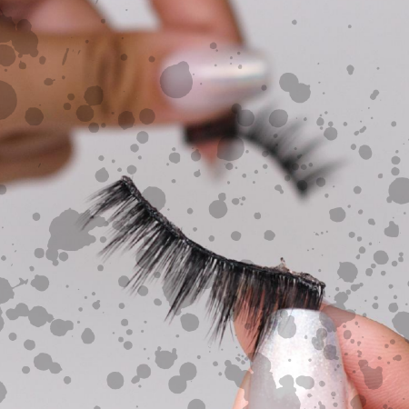 How To: Clean Your False Lashes