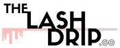 the lash drip logo