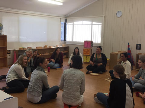 montessori training in brisbane