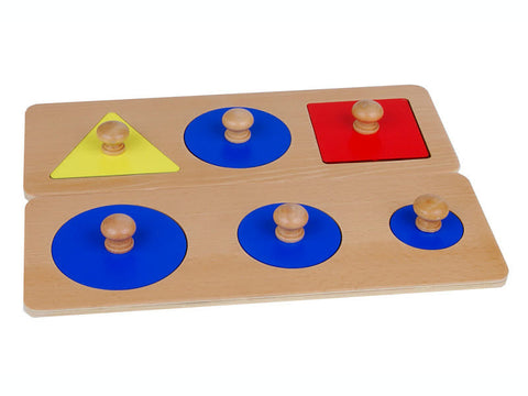 Multiple Shapes Puzzle