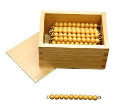 45 Golden Beads Bars of 10 W/ Box