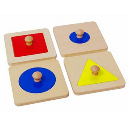 Single Shape Puzzles