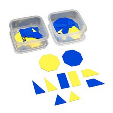 Tessellations Boxes (set of 10)