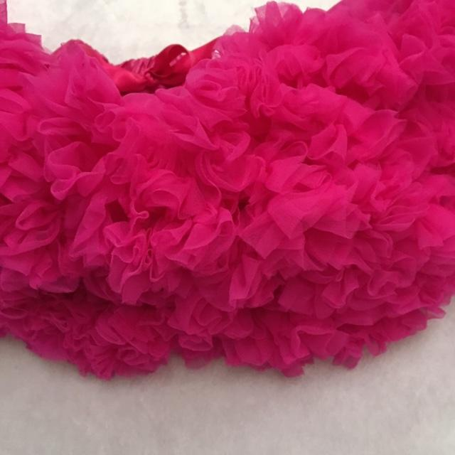 Girls Pettiskirt Tutu size 2t-3t / HOT PINK / Tutu for Girls/Birthday Outfit - My Sprinkle Girl