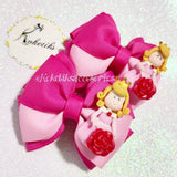 KOKETIKS AURORA PRINCESS BOW (set 2)