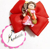 * KOKETIKS - MINI ELENA / Boutique Ribbon Hair Bow