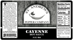 Five Pack Hot Sauce Gift Box