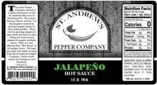 Load image into Gallery viewer, Jalapeno Hot Sauce