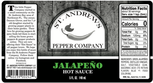 Jalapeno Hot Sauce
