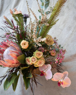 The Beauty, Arrangement Delivery, The Unlikely Florist