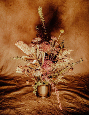 The Dried - Medium, Arrangement Delivery, The Unlikely Florist