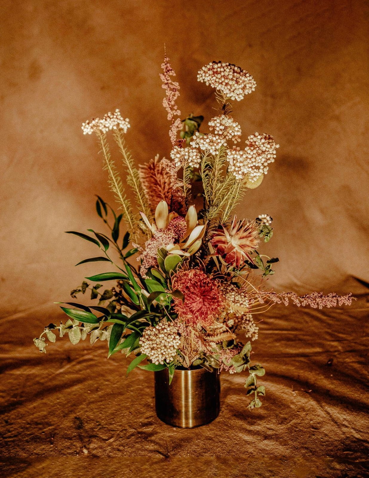The Dried - Small, Arrangement Delivery, The Unlikely Florist