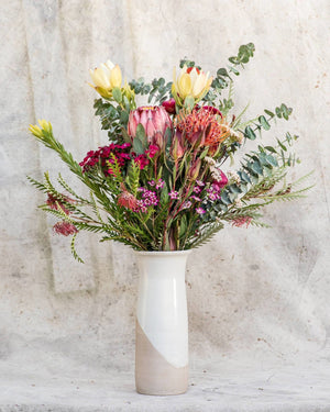 The Vernon, subscription-app Delivery, The Unlikely Florist