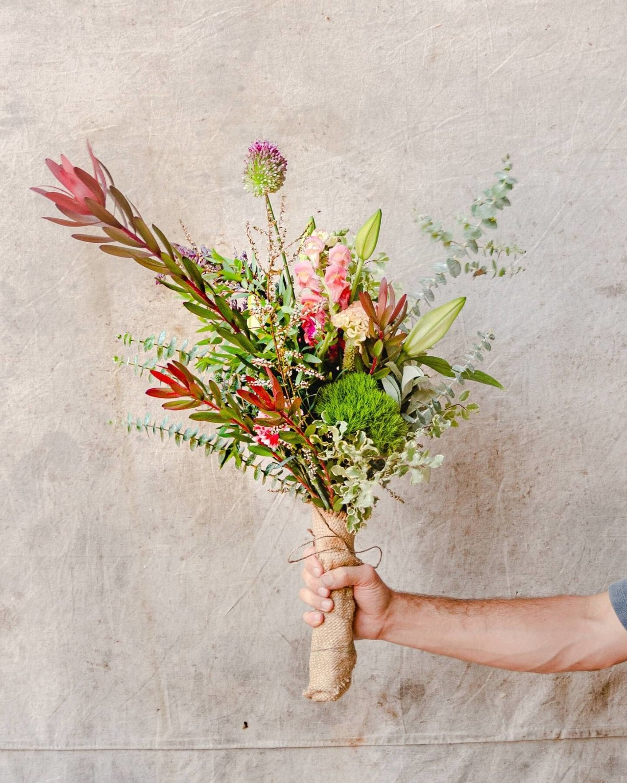 The Vernon, Bouquets Delivery, The Unlikely Florist
