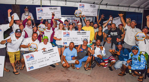 The Inaugural Pura Vida Inshore Classic Goes Off in Costa Rica!