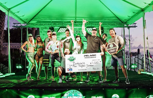 'BOMBCHELLE' TOPS FLEET IN SECOND ANNUAL SHAMROCK SHOOTOUT