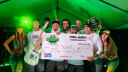 'OFF THE WALL' VICTORIOUS AT 2021 PELAGIC SHAMROCK SHOOTOUT