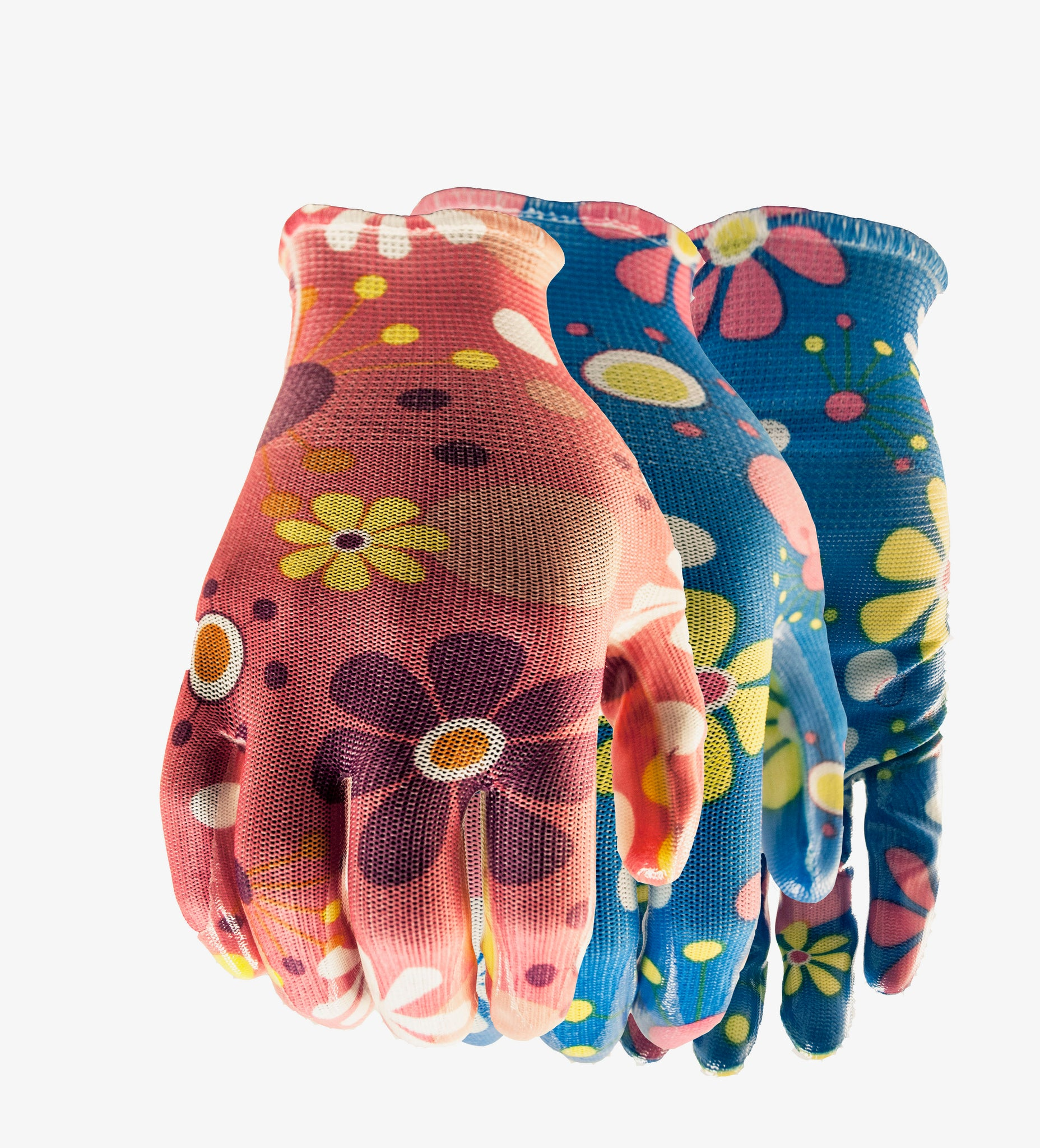 "Garden Gloves ""Groovy Baby"" sizes small, medium, large"