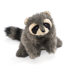 Load image into Gallery viewer, Baby Raccoon Puppet