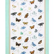 Butterflies Cotton Tea Towel