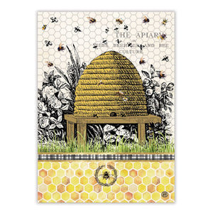 Honey & Clover Tea Towel