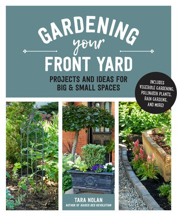 Book Gardening Your Front Yard