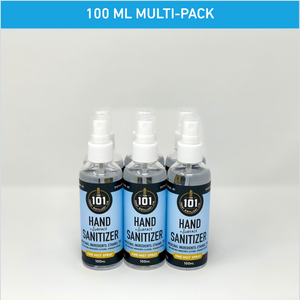 100 ml Liquid Hand Sanitizer Multi-pack