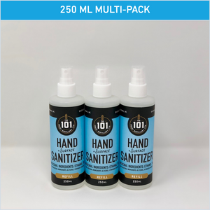 250 ml Hand & Surface Liquid Sanitizer Multi-pack