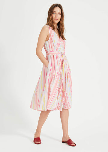 Samantha Stripe Dress