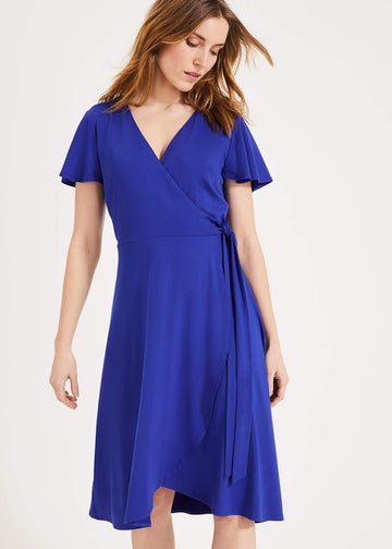 Iska Wrap Dress
