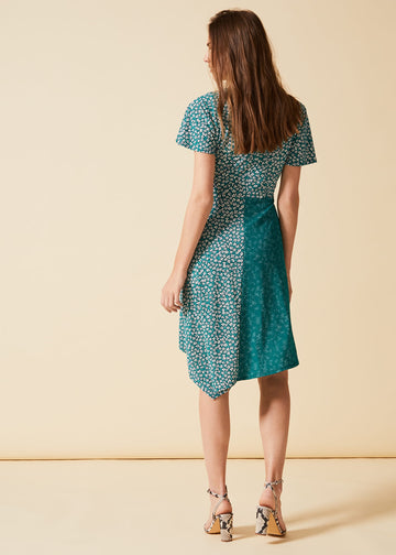Finella Printed Dress