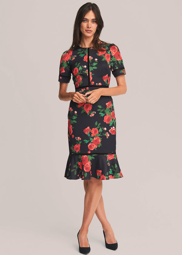 Hesita Rose Dress