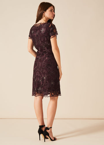 Nessa Embroidered Dress