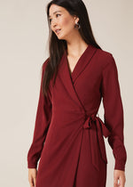 Briella Wrap Dress