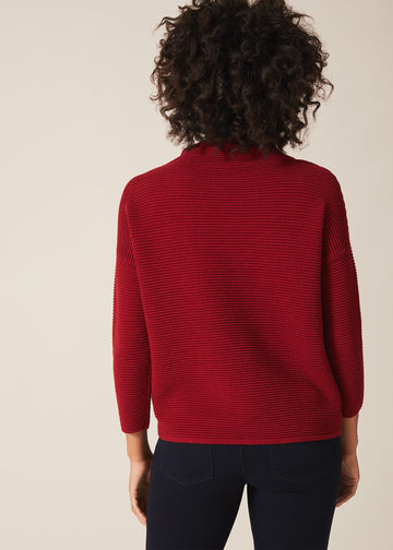 Rosemary Ripple Jumper
