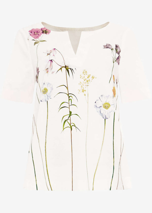 Erinn Botanical Blouse