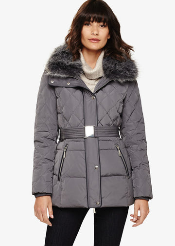 Deasia Short Quilted Puffer Jacket