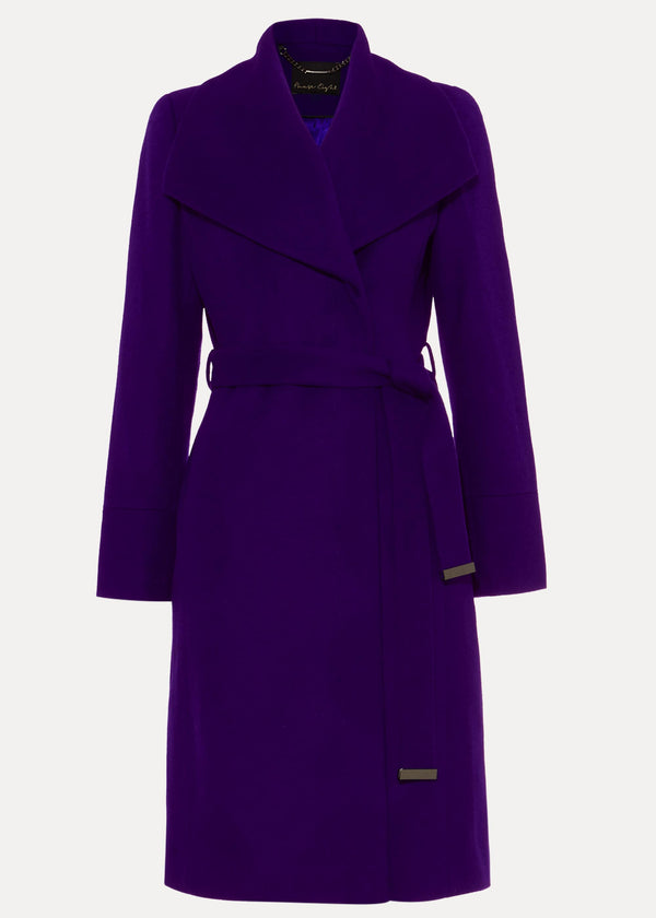 Nicci Wrap Coat