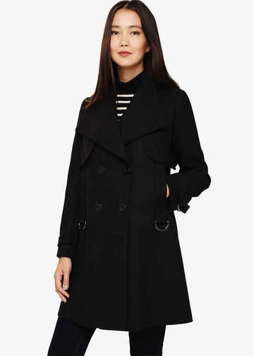 Sada Swing Coat