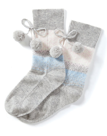 Toccato Lounge Sock