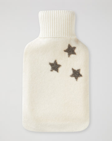 Cashmere Hotwater Bottle & Cover
