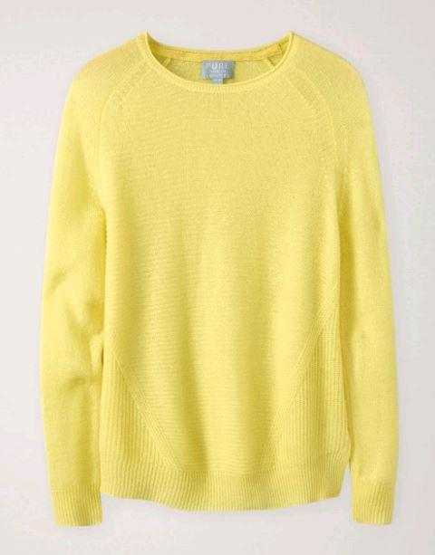 Gassato Soft Textured Rib Sweater